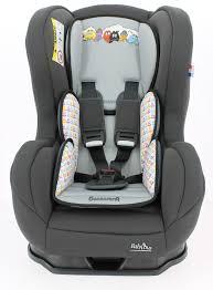 sur siege auto le pad barbapapa pour les sièges auto de babybus par autour de bébé