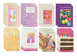 kimball all occasion cards set of 24 walmart