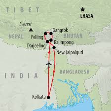 Calcutta India Map by Kolkata Calcutta And Darjeeling Tour 11 Days On The Go Tours Uk