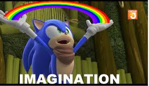 Boom Meme - sonic boom imagination meme by brandonale on deviantart