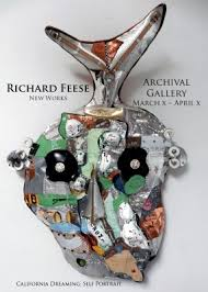 richard feese 2nd saturday reception archival gallery presented