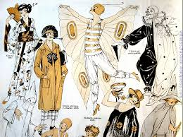 Patterns Halloween Costumes Halloween Costumes 1924 Witness2fashion