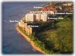 papakea resort map beachfront view kaanapali papakea resort 1br 1ba