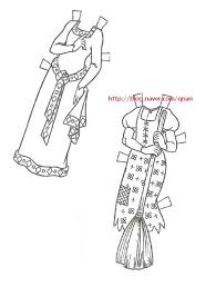snow white paper doll costumes colour disney u0027s
