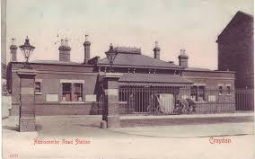 Addiscombe railway station