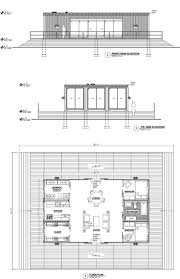 sch15 eco shipping container home floor x 40ft plan with breezeway