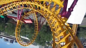 Coupons For 6 Flags Boomerang Front Seat On Ride Hd Pov Elitch Gardens Youtube