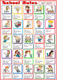 rules worksheet free esl printable worksheets made by