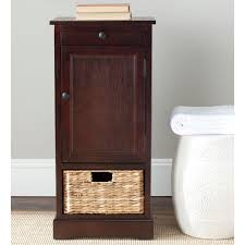 Lakeside Tall Storage Cabinet Decor Narrow Tall Storage Cabinet In White For Bathroom Furniture