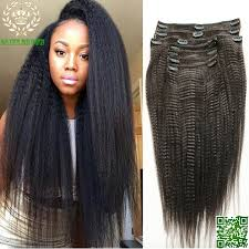 human hair extensions clip in light yaki clip in human hair extensions yaki