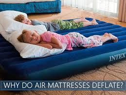 Most Comfortable Inflatable Bed Why Do Air Mattresses Deflate Read Our Tips To Increase Bed