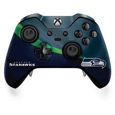 xbox one controller seahawks seattle seahawks xbox one elite controller skin nfl