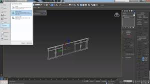 3d Max by 3d Max 3d To Autocad 2d Youtube