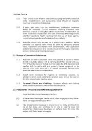 5 pest control proposal sample target cashier