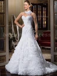 bargain wedding dresses hot sale wedding dresses ruffles applique court sheath tulle