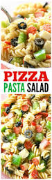 pizza pasta salad the who ate everything