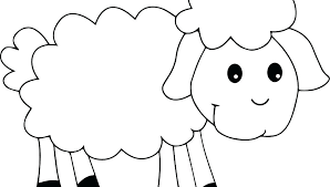 goat mask coloring page printable animal pictures free printable sheep mask template