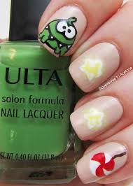 tutorial tuesday omnom nail art adventures in acetone