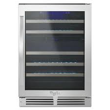 mini bar refrigerator glass door shop beverage centers u0026 wine chillers at lowes com