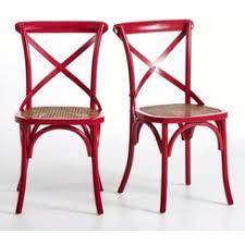 chaise de cuisine bois chaise bistrot cuisine