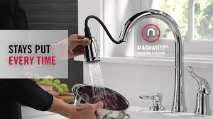 delta kate kitchen faucet delta kate single handle pull down sprayer kitchen faucet with