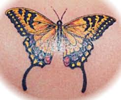great beautiful butterfly temporary tattoos alltemporarytattoos