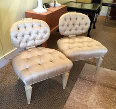Tufted Slipper Chair Sale Design Ideas Tufted Slipper Chairs In 2017 Beautiful Pictures Photos Of