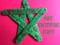 toddler christmas star craft