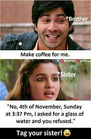 Brother Sister Memes - pin by teza thyadi on brother and sister are best friends