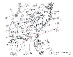 Zip Code Map Charlotte Nc Superstorm Of 1993