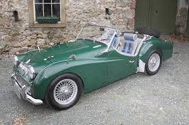 used 1960 triumph tr3 for sale in clitheroe pistonheads