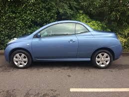 nissan coupe convertible used nissan micra c c for sale rac cars