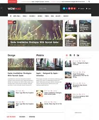 18 of the best free u0026 premium magazine u0026 news drupal themes