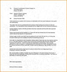 customer satisfaction letter sle welcoming a new client sales