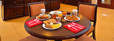 Breakfast At Comfort Suites Comfort Suites Savannah Gateway