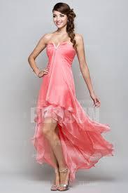 robe pour mariage invitã e robe corail pour mariage bustier encolure djellaba courte devant
