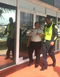 guatemalan police visit miami to pick up strategies on