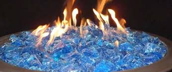 Glass Rocks For Fire Pit by Glass For Fire Pits Turquoise 10 Lb Fireplace Patio Propane Gas