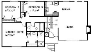split level floor plan split level house floor plans house scheme