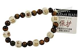 lucky beads bracelet images Zorbitz inc lucky karma bracelet with tiger 39 s eye jpg