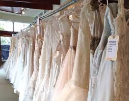wedding gown sale bridezilla alert largest designer wedding gown sale hits
