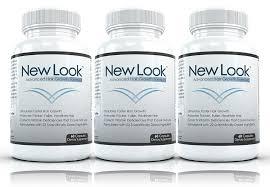Hair Loss Vitamin Deficiency Amazon Com New Look Clinical Strength Hair Skin U0026 Nails
