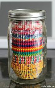 craft decorate organize with jars its overflowing
