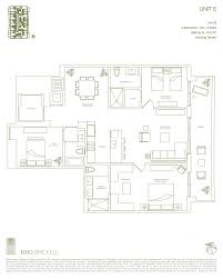 floor plan agreement new condos at 1010 brickell u2014the luxury team