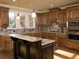 traditional adorable dark maple kitchen cabinets at kitchens with kitchen kitchen cabinets traditional two tone medium dark wood