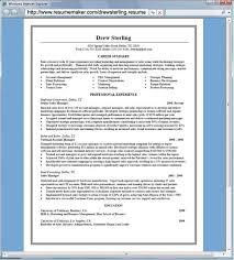 resume maker application download resume maker resume cv