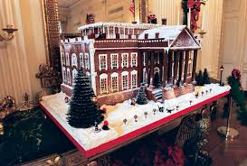 white house hosts free gingerbread house exhibit cbs dc