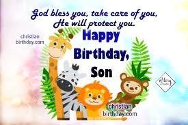 happy birthday dear birthday cards for my boy christian