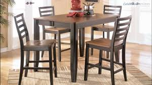 Ashley Furniture Dining Room Alonzo Dining Room Collection From Signature Design By Ashly Youtube