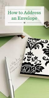 how to address an envelope hallmark ideas u0026 inspiration